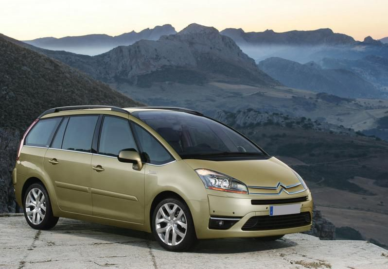 CITROEN C4 PICASSO GRAND I phase 1 du 10/2006 au 10/2010