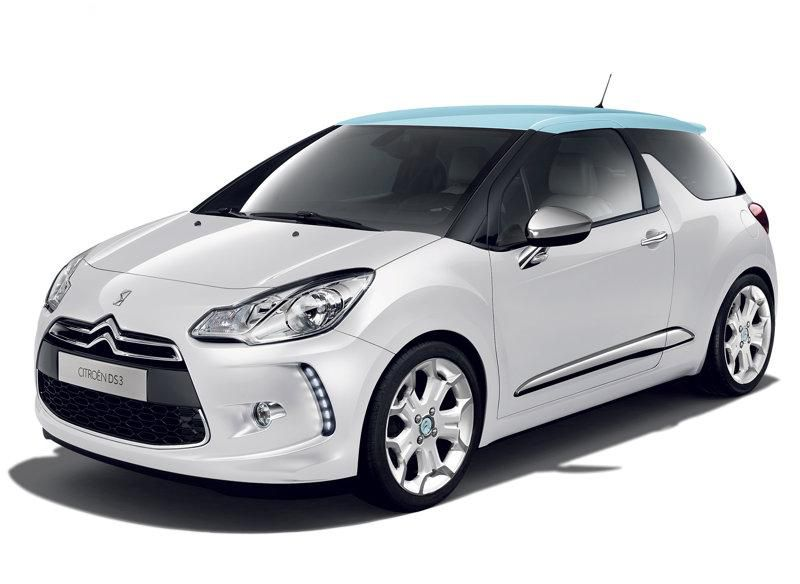 CITROEN DS3 phase 1 du 11/2009 au 02/2016
