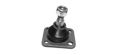 Accéder à la pièce Rotule de suspension avant supérieure