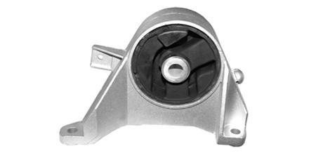 Accéder à la pièce Support moteur antérieur
