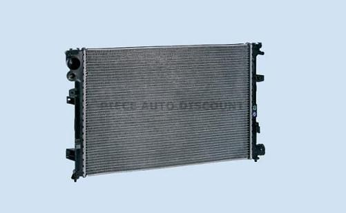 Accéder à la pièce Radiateur Turbo diesel