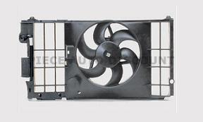 Accéder à la pièce Groupe moto-ventilateur essence sans climatisation