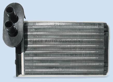 radiateur de chauffage volkswagen polo ii phase 2 du 10 1990 au 10 1994 oem 1h1819031a. Black Bedroom Furniture Sets. Home Design Ideas