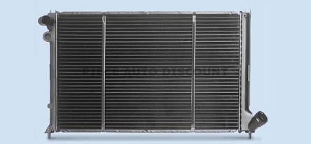 Accéder à la pièce Radiateur 1.6 / 1.8 / 2.0L essence avec climatisation