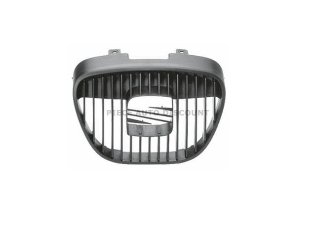 grille calandre centrale seat ibiza 6l0853651d9b9. Black Bedroom Furniture Sets. Home Design Ideas