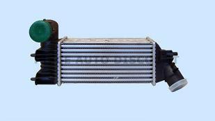 Accéder à la pièce Refroidisseur échangeur air turbo