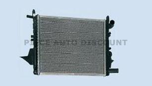 radiateur 1 1l d7f 11 97 sans clim 430x374x17 renault twingo i phase 2 du 08 1998 au 05 2007. Black Bedroom Furniture Sets. Home Design Ideas
