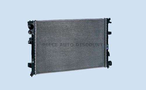 Accéder à la pièce Radiateur eau 2,0L16v / 2,0L turbo +/-clim