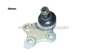 Accéder à la pièce Rotule de suspension 16 mm