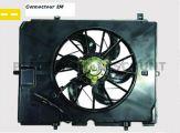 Accéder à la pièce Groupe moto-ventilateurs simple (Bosch)
