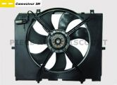 Accéder à la pièce Groupe moto-ventilateurs simple (Temic)