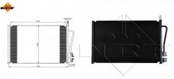 Accéder à la pièce Condenseur de climatisation 1.2L - 1.4L - 1.6L - 1.4L Tdci