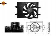 Accéder à la pièce Groupe moto-ventilateur sans climatisation