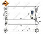 Accéder à la pièce Radiateur 1.9L Diesel 96->