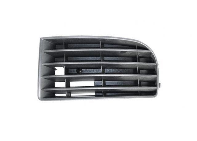 grille gauche pare chocs avant volkswagen golf 1k08536659b9. Black Bedroom Furniture Sets. Home Design Ideas