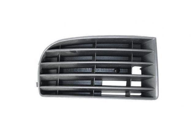 grille droite pare chocs avant volkswagen golf 1k08536669b9. Black Bedroom Furniture Sets. Home Design Ideas