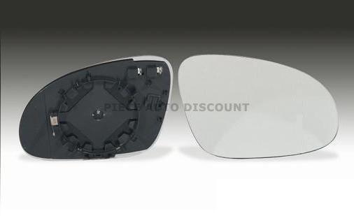 glace support r troviseur droit volkswagen golf 5m0857522f. Black Bedroom Furniture Sets. Home Design Ideas