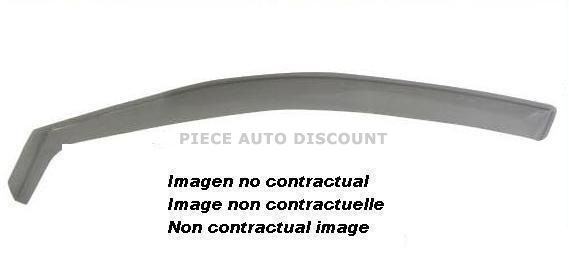 Accéder à la pièce Deflecteur air <b>Peugeot 107 3 ptes  </b>