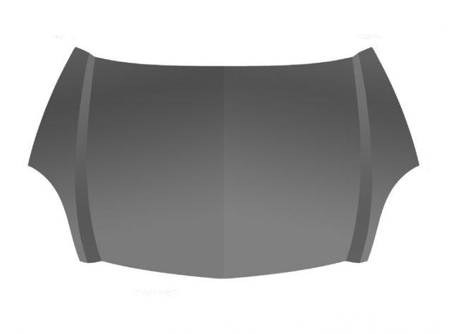 capot moteur renault kangoo 7751474868. Black Bedroom Furniture Sets. Home Design Ideas