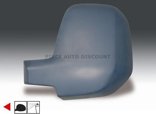 coque r troviseur gauche peugeot partner 8152f4. Black Bedroom Furniture Sets. Home Design Ideas