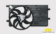 Accéder à la pièce Groupe moto-ventilateur 1.3L JTD/Hdi - 1.4L Hdi