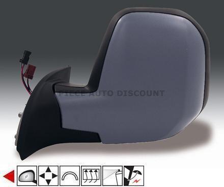 r troviseur gauche lectrique peugeot partner. Black Bedroom Furniture Sets. Home Design Ideas