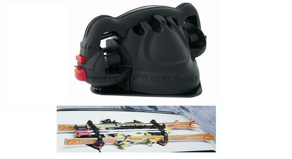 porte skis magn tique viking accessoires automobiles accessoires. Black Bedroom Furniture Sets. Home Design Ideas