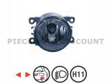 Accéder à la pièce Projecteur anti-brouillard H11 04->