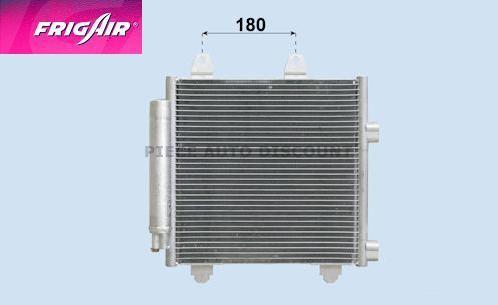 Accéder à la pièce Condenseur de climatisation 1,0L - 1,4L Hdi
