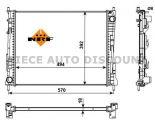 Accéder à la pièce Radiateur 1.2L - 1.2L 16v - 1.2L turbo - 1,5L dCi