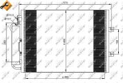 Accéder à la pièce Condenseur de climatisation 1.2L - 1.2L 16v