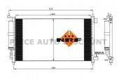 Accéder à la pièce Condenseur de climatisation 1.6L16v