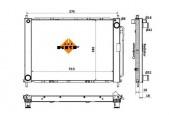 Accéder à la pièce Module radiateur + condenseur 1.2L - 1.2L 16V 1,5L dCi