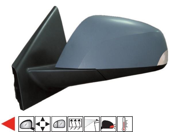 r troviseur gauche lectrique chauffant peindre sonde feu grand angle renault laguna. Black Bedroom Furniture Sets. Home Design Ideas