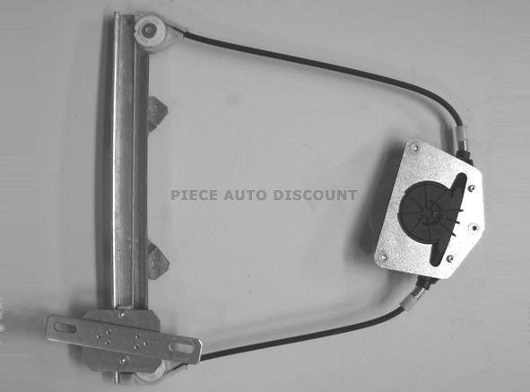 Accéder à la pièce Mécanisme lève-vitre électrique porte arrière gauche
