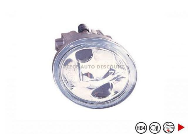 Accéder à la pièce Projecteur anti-brouillard droit HB4 ->07
