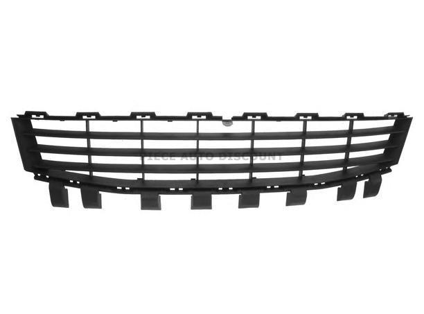 grille inf rieure pare chocs avant renault megane 8200412379. Black Bedroom Furniture Sets. Home Design Ideas