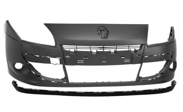 pare choc avant renault scenic 620222226r. Black Bedroom Furniture Sets. Home Design Ideas