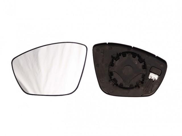 glace support r troviseur gauche peugeot 208 1607512180. Black Bedroom Furniture Sets. Home Design Ideas