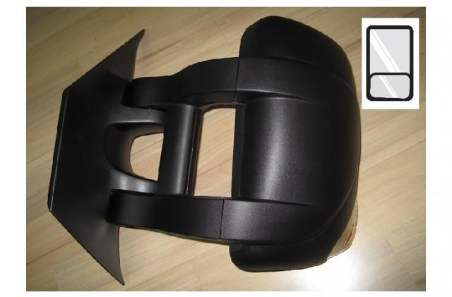r troviseur gauche lectrique chauffant feu orange long renault master iii depuis le 04 2010. Black Bedroom Furniture Sets. Home Design Ideas