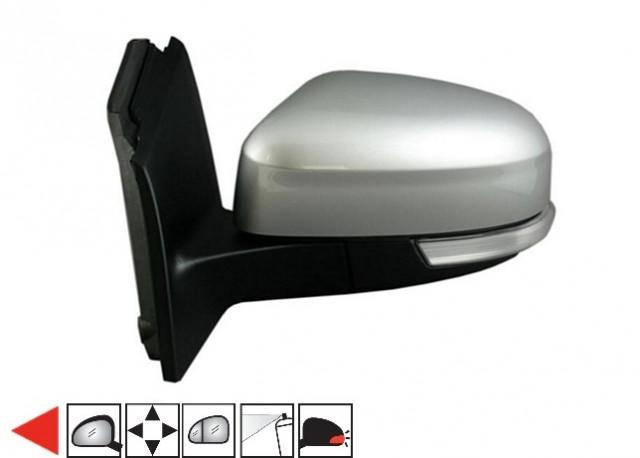 r troviseur gauche lectrique ford focus bm51 17683 cf. Black Bedroom Furniture Sets. Home Design Ideas