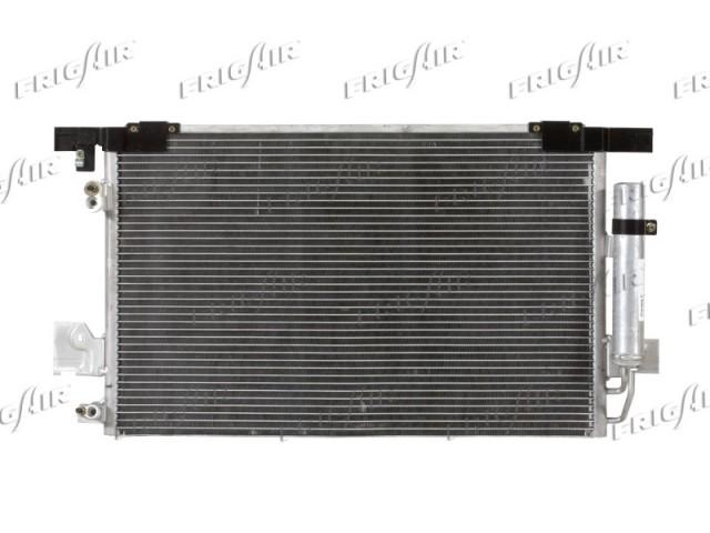 Accéder à la pièce Condenseur de climatisation 1.6L Hdi - 1.8L Hdi