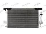 Accéder à la pièce Condenseur de climatisation 2.2L Hdi - 2.4L 16v