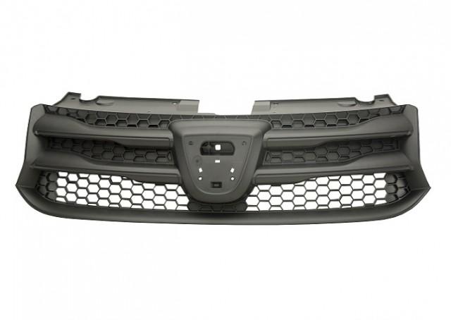 grille de calandre dacia sandero 623103971r. Black Bedroom Furniture Sets. Home Design Ideas