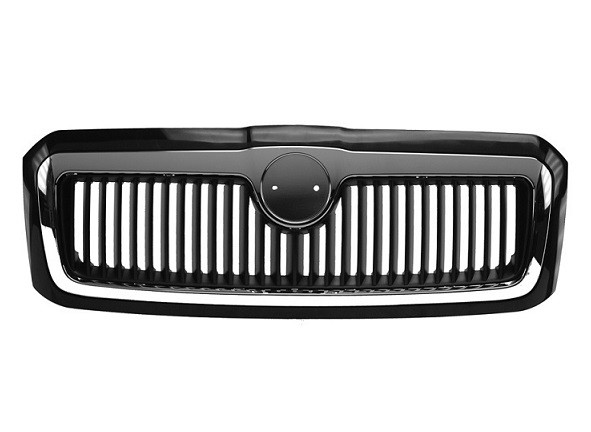 grille de calandre skoda fabia. Black Bedroom Furniture Sets. Home Design Ideas