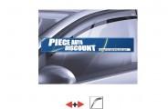 Accéder à la pièce  Déflecteur d'air  Ford Focus (11->)