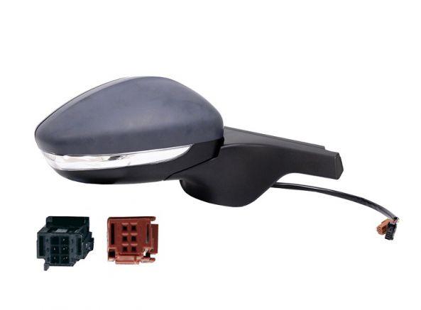 Accéder à la pièce Rétroviseur droit électrique, chauffant à peindre + feu + sonde + side